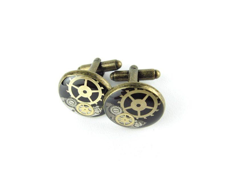 Butoni camasa handmade steampunk