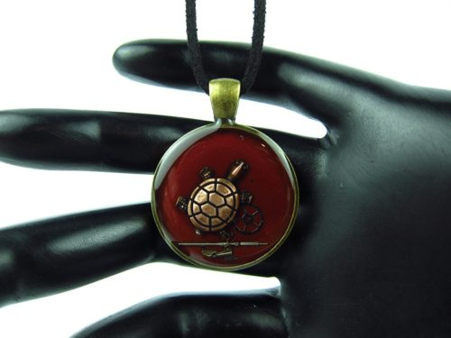 Pandantiv Steampunk Handmade P000955