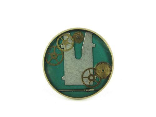 Inel Steampunk Handmade I000595