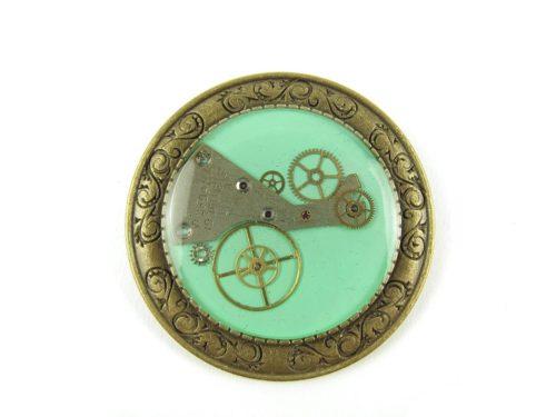 Brosa Steampunk Handmade BS0000014