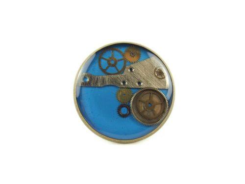 Inel Steampunk Handmade I000628