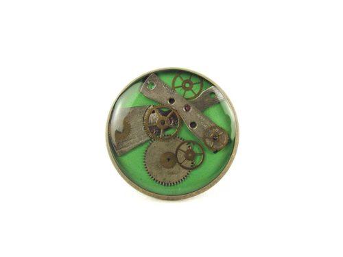 Inel Steampunk Handmade I000629