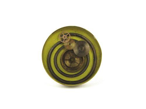 Inel Steampunk Handmade I000633