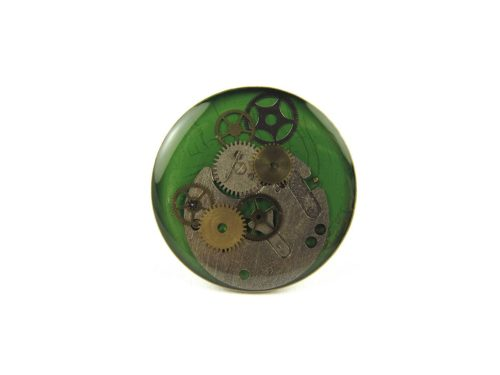 Inel Steampunk Handmade I000636
