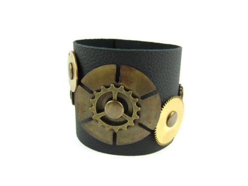 Bratara Steampunk Handmade BR000042