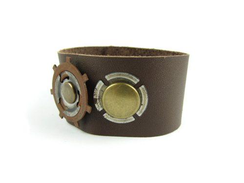 Bratara Steampunk Handmade BR000052