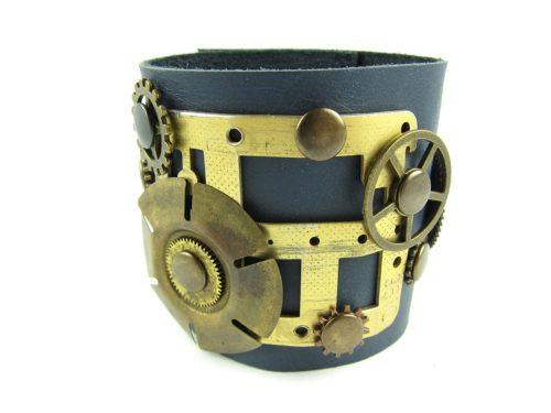 Bratara Steampunk Handmade BR000055