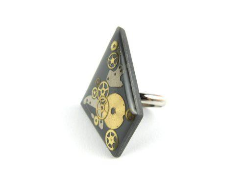 Inel Steampunk Handmade I000668