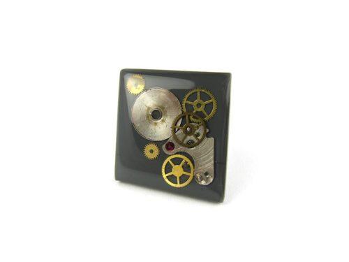 Inel Steampunk Handmade I000686
