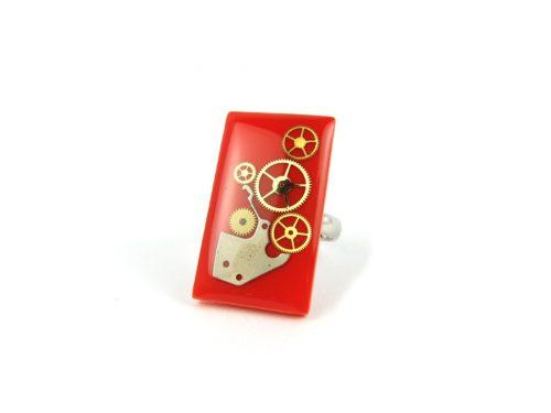 Inel Steampunk Handmade I000694