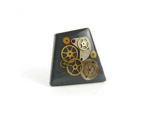 Inel Steampunk Handmade I000696