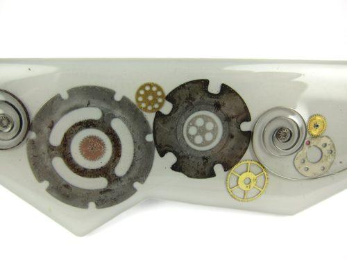 Colier Steampunk Handmade CS000002