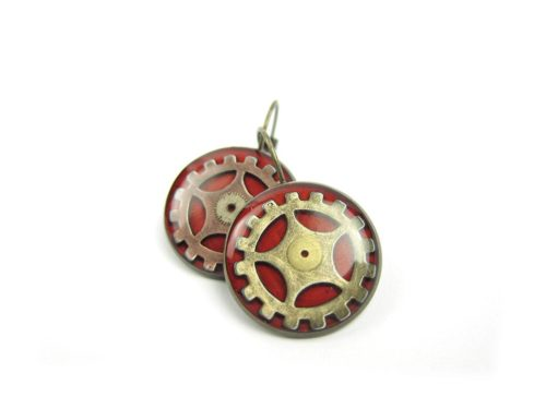 Cercei Steampunk Handmade C001308