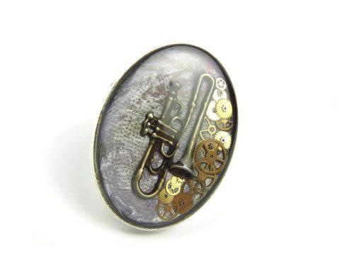 Inel Steampunk Handmade I000757