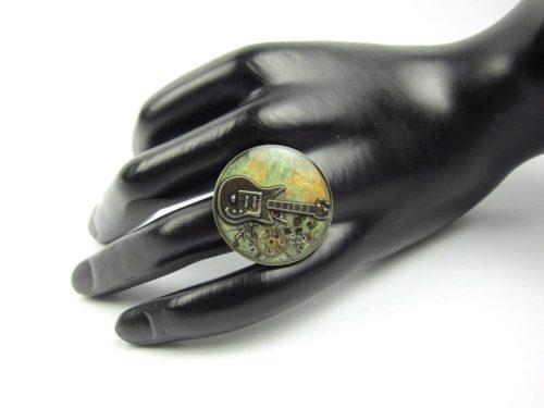 Inel Steampunk Handmade I000768