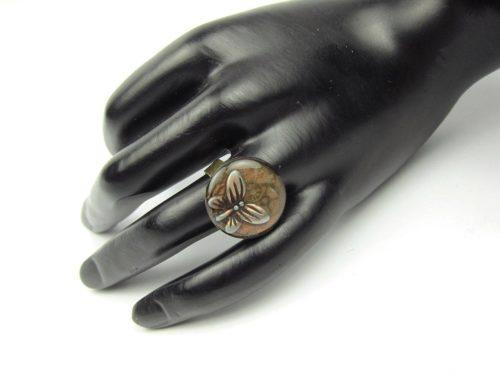 Inel Steampunk Handmade I000783