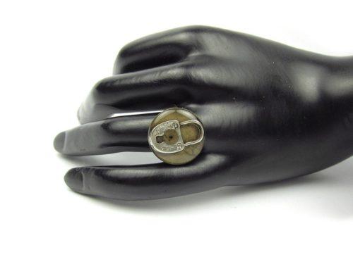 Inel Steampunk Handmade I000785