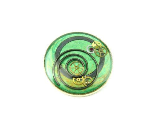 Brosa Steampunk Handmade BS000069