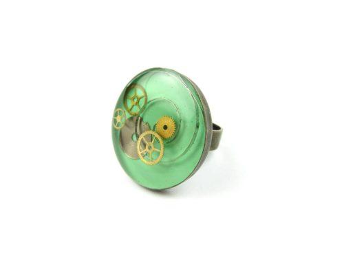 Inel Steampunk Handmade I000796