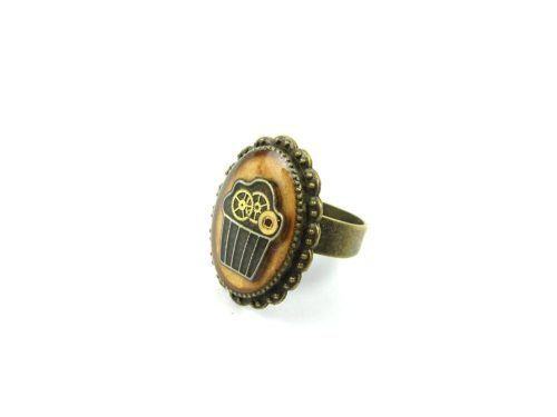 Inel Steampunk Handmade I000822