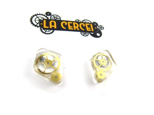 Cercei Steampunk Handmade C001360