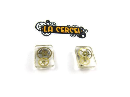 Cercei Steampunk Handmade C001361