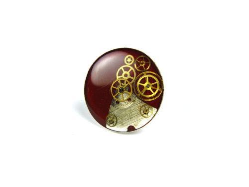Inel Steampunk Handmade I000883