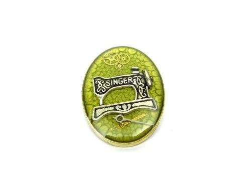 Brosa Steampunk Handmade BS000126