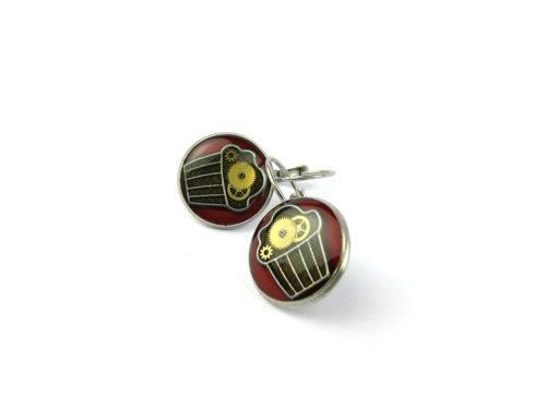 Cercei Steampunk Handmade C001557
