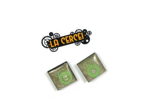 Cercei Steampunk Handmade C001674