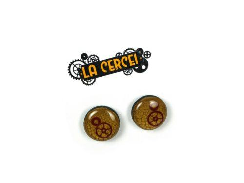 Cercei Steampunk Handmade C001675