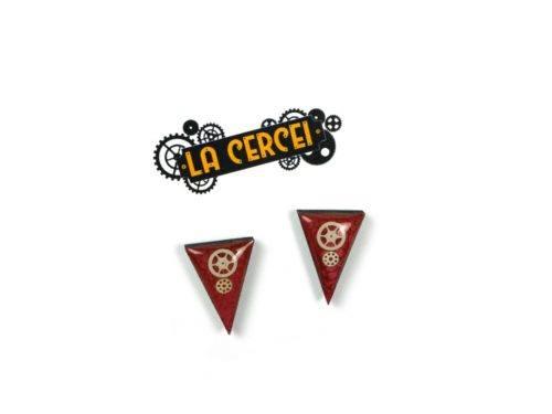 Cercei Steampunk Handmade C001676