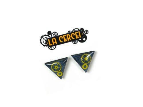 Cercei Steampunk Handmade C001680