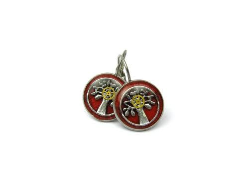 Cercei Steampunk Handmade C001710