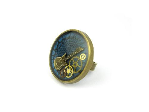 Inel Steampunk Handmade I000867