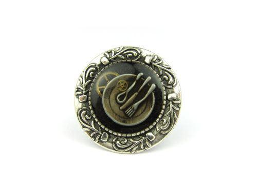 Inel Steampunk Handmade I000870