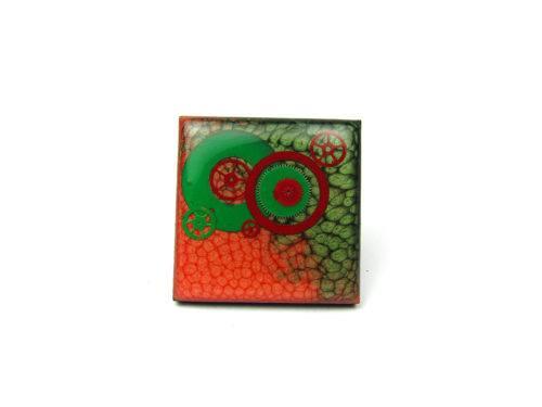 Inel Steampunk Handmade I000895