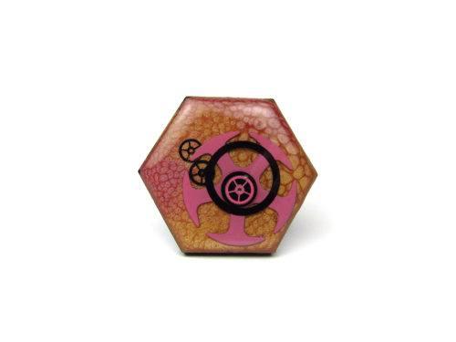 Inel Steampunk Handmade I000896